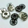 Секретни метални копчета (снимка)
